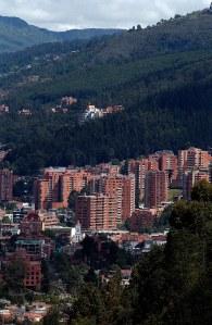 Bogota - Cerros orientales
