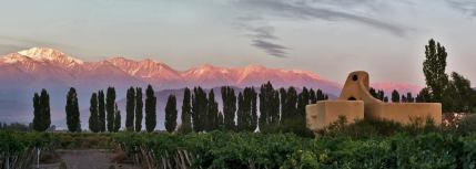 Mendoza -  Cavas-Wine-Lodge