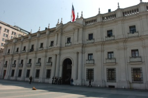 Casa de Gobierno - La Moneda