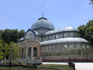 Palacio de Cristal, Parque del Buen Retiro