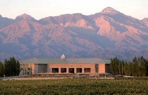 Mendoza - Salentein Exterior