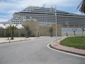 El Preziosa en Túnez