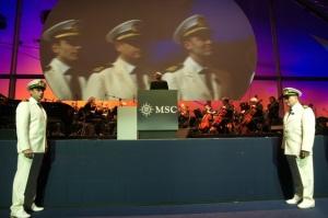 Inauguración del Preziosa 2013
