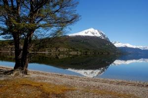 Lago Acigami Parque Nacional Tierra de Fuego