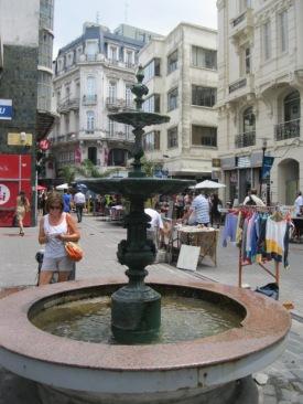 Peatonal Sarandí Ciudad Vieja1